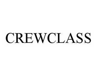 mark for CREWCLASS, trademark #78526573