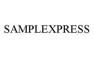 mark for SAMPLEXPRESS, trademark #78526955