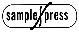 mark for SAMPLEXPRESS, trademark #78526962