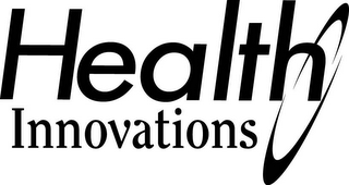 mark for HEALTH INNOVATIONS, trademark #78526966
