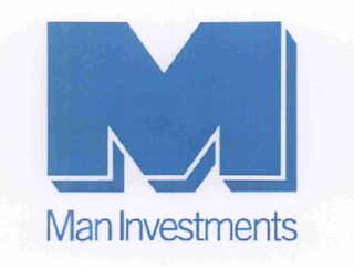 mark for M MAN INVESTMENTS, trademark #78527002