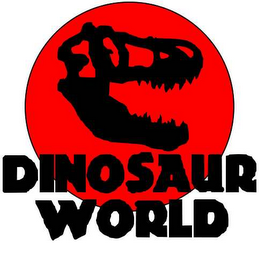 mark for DINOSAUR WORLD, trademark #78527212