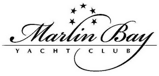 mark for MARLIN BAY YACHT CLUB, trademark #78527440
