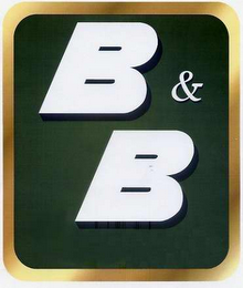 mark for B&B, trademark #78527783