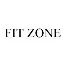 mark for FIT ZONE, trademark #78528161