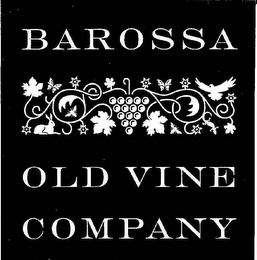 mark for BAROSSA OLD VINE COMPANY, trademark #78528696