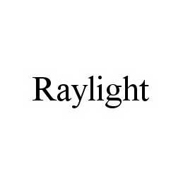 mark for RAYLIGHT, trademark #78528747