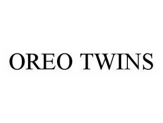 mark for OREO TWINS, trademark #78528931