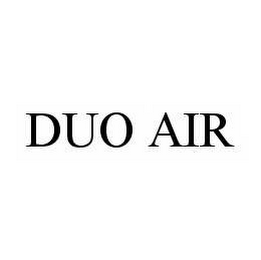 mark for DUO AIR, trademark #78529129