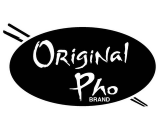 mark for ORIGINAL PHO BRAND, trademark #78529277