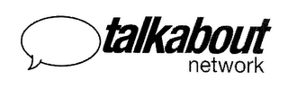 mark for TALKABOUT NETWORK, trademark #78529591
