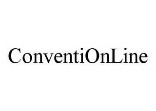mark for CONVENTIONLINE, trademark #78530094