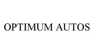 mark for OPTIMUM AUTOS, trademark #78530365