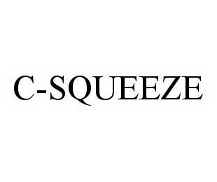 mark for C-SQUEEZE, trademark #78531261