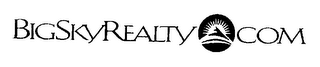 mark for BIG SKY REALTY.COM, trademark #78531370