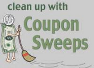 mark for CLEAN UP WITH COUPON SWEEPS, trademark #78531502