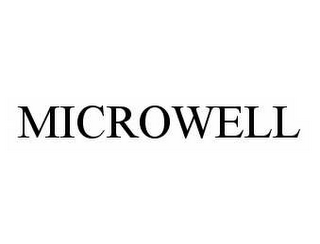 mark for MICROWELL, trademark #78531914