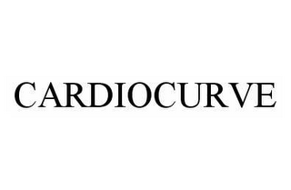 mark for CARDIOCURVE, trademark #78532090