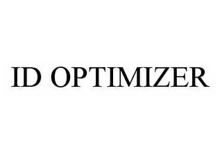 mark for ID OPTIMIZER, trademark #78532609