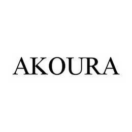 mark for AKOURA, trademark #78532678