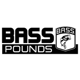 mark for BASS POUNDS B.A.S.S., trademark #78533601