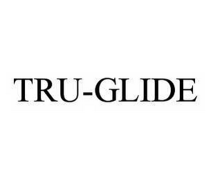 mark for TRU-GLIDE, trademark #78534857
