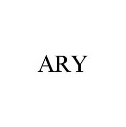 mark for ARY, trademark #78534895