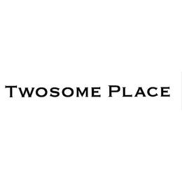 mark for TWOSOME PLACE, trademark #78535265