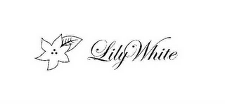 mark for LILY WHITE, trademark #78535842