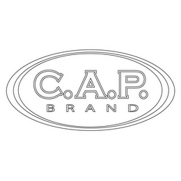mark for C.A.P. BRAND, trademark #78537334