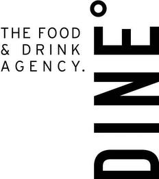 mark for DINE° THE FOOD & DRINK AGENCY., trademark #78537780