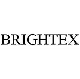 mark for BRIGHTEX, trademark #78537800