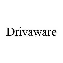 mark for DRIVAWARE, trademark #78538057