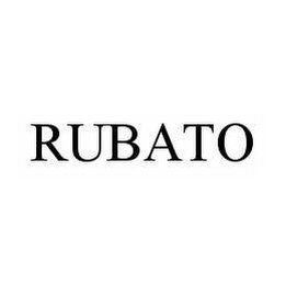 mark for RUBATO, trademark #78538060