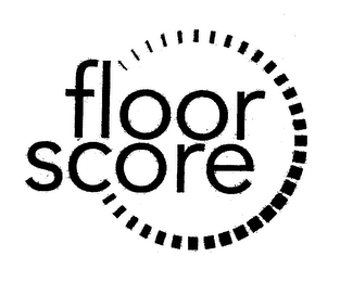 mark for FLOOR SCORE, trademark #78538889