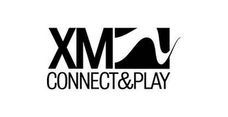 mark for XM CONNECT&PLAY, trademark #78539045