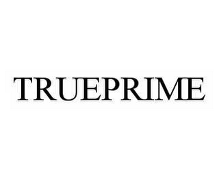 mark for TRUEPRIME, trademark #78539076