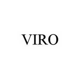 mark for VIRO, trademark #78539088