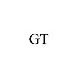 mark for GT, trademark #78539174