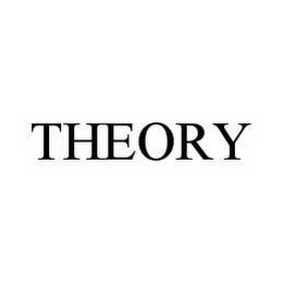 mark for THEORY, trademark #78539450