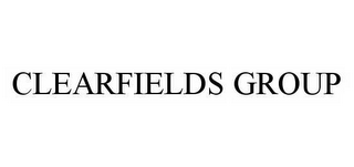 mark for CLEARFIELDS GROUP, trademark #78539561