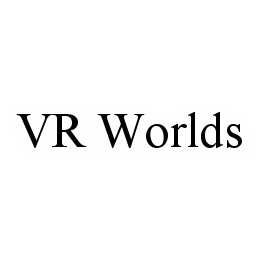 mark for VR WORLDS, trademark #78539585