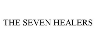 mark for THE SEVEN HEALERS, trademark #78539628
