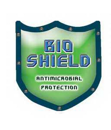 mark for BIO SHIELD ANTIMICROBIAL PROTECTION, trademark #78540144
