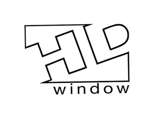 mark for HD WINDOW, trademark #78540342