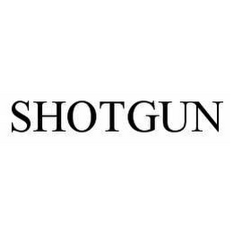 mark for SHOTGUN, trademark #78541026