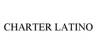 mark for CHARTER LATINO, trademark #78541887