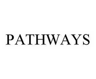 mark for PATHWAYS, trademark #78541973