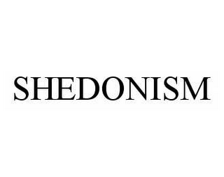 mark for SHEDONISM, trademark #78542064