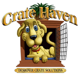 mark for CRATE HAVEN DESIGNER CRATE SOLUTIONS, trademark #78542369